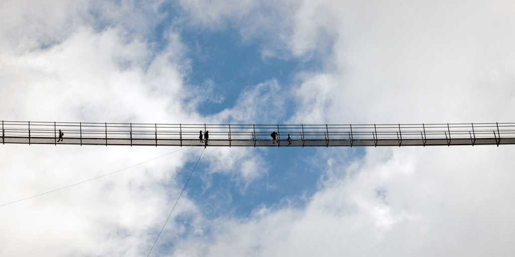 A bridge in your Cloud Migration Strategy
