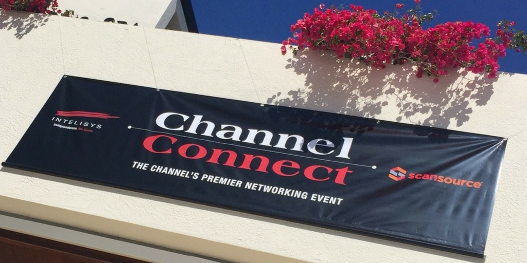 Channel Connect 2017 Banner