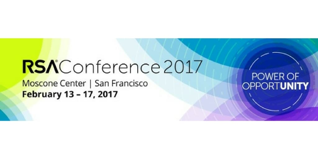 RSA cyber security conference 2017 banner